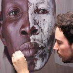 Ruben Belloso : Pinturas hiper realistas com Giz Pastel 4