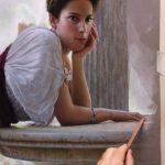 Ruben Belloso : Pinturas hiper realistas com Giz Pastel 2